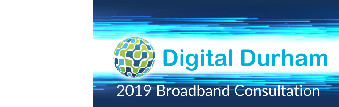 Digital Durham 2019 broadband consultation